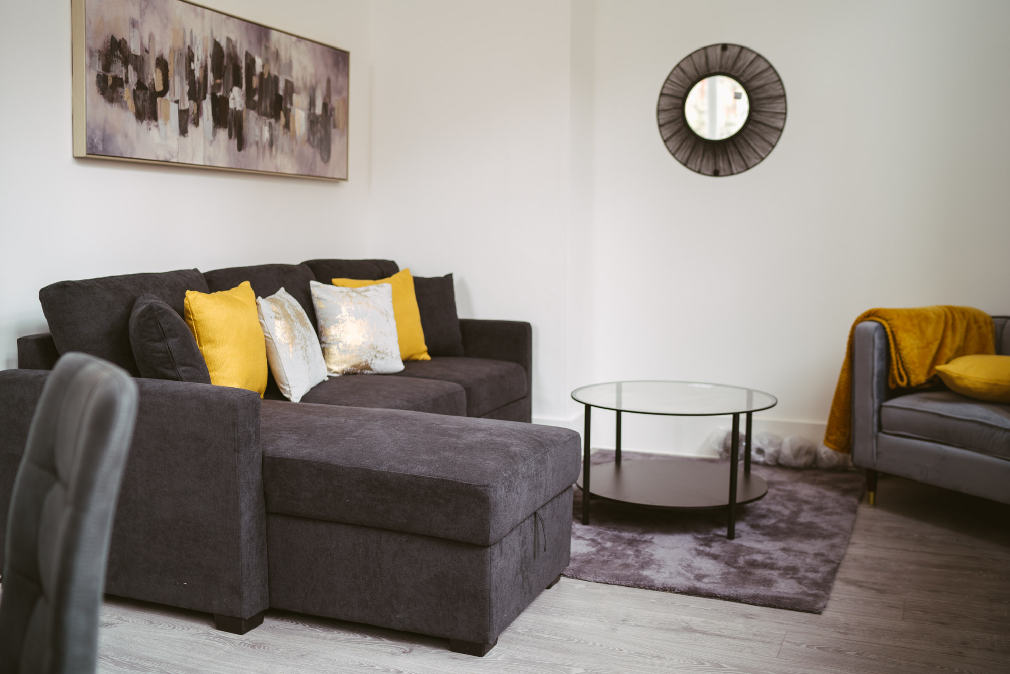 Apartment 3 -Lounge