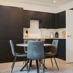 Apartment 4 -Kitchen / Dining Area