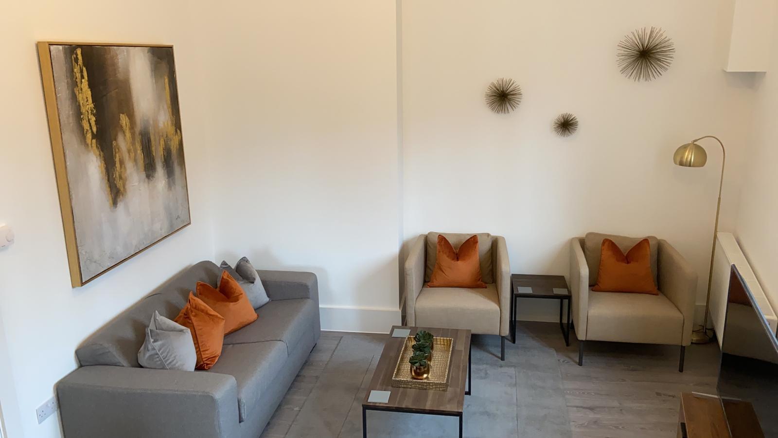 Apartment 7 - Lounge